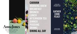 Anna Jones, Caravan, Gather Cook Feast