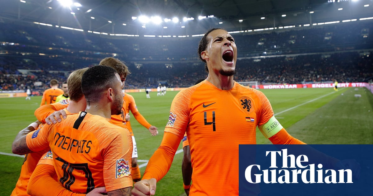 Van Dijk snatches a point from Germany and finals ticket for the Netherlands   5411fbaae