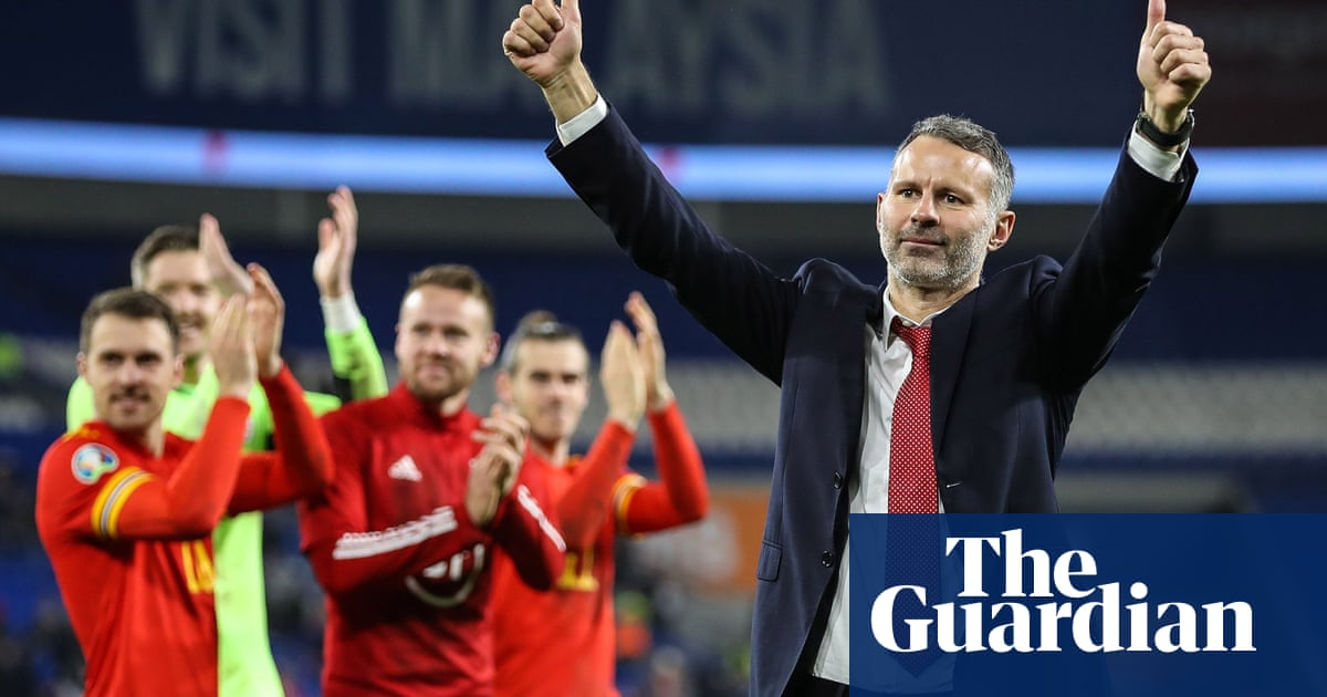 Ryan Giggs: Wales deserve that status of being feared and taken seriously