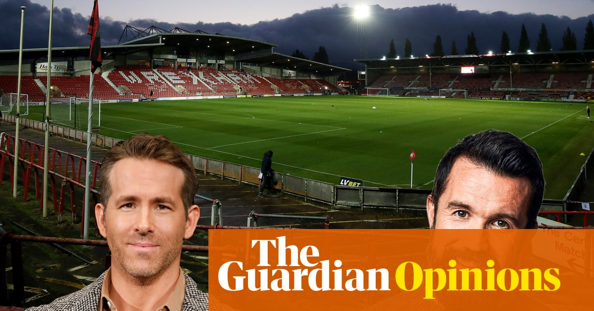 Wrexhams takeover may make football the cart behind a documentary horse | Paul MacInnes