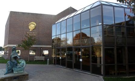The Minerva Theatre in Chichester.