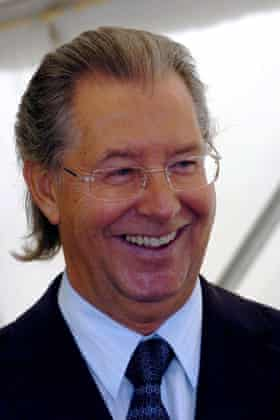 John Hargreaves pictured in 2006
