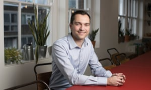 Nathan Blecharczyk: 'I could work endlessly. I really want to.'