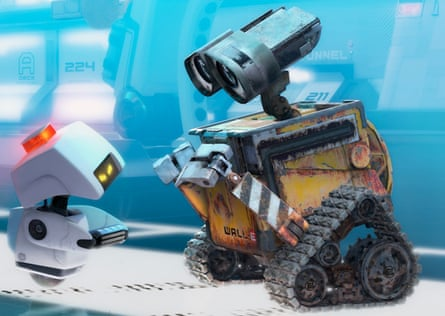 WALL-E searches for the meaning of existence