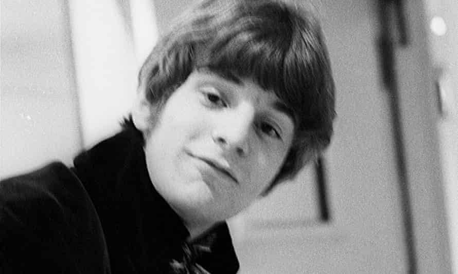 Alex Chilton in New York in 1968.
