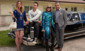 Schitt's Creek: the funniest sitcom you're (probably) not