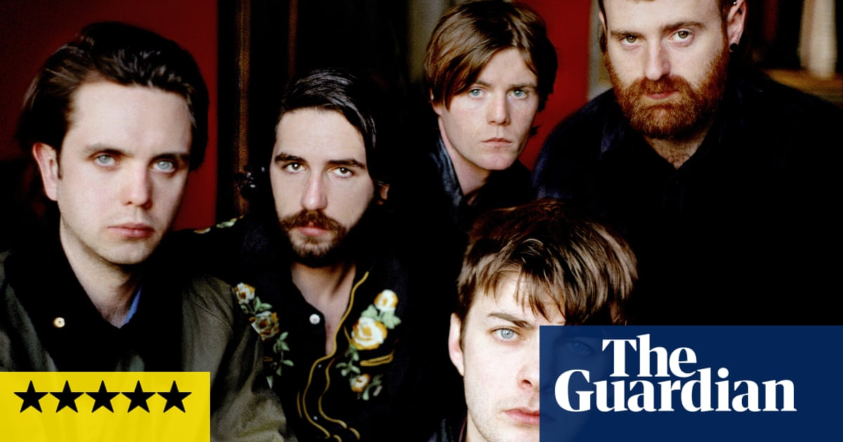 Fontaines DC: A Heros Death review | Album of the week