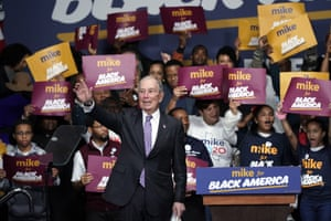 Not long after the stop and frisk controversy resurfaced, a slew of African American politicians endorsed Bloomberg.