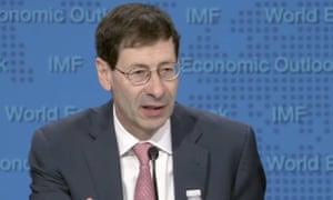 Maury Obstfeld, IMF chief economist