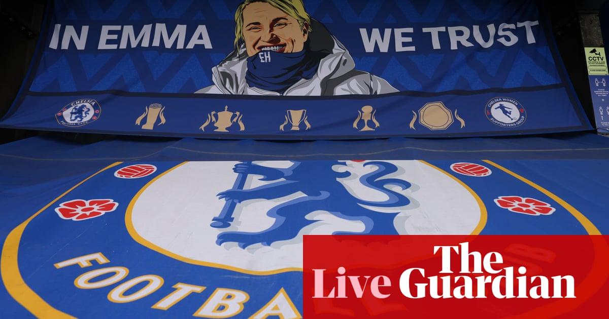 Chelsea v Bayern Munich: Women's Champions League semi-final – live!