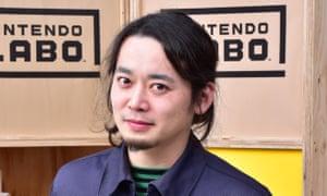 Nintendo's Tsubasa Sakaguchi, who also worked on hit series Splatoon