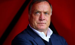 Dick Advocaat led Holland to the World Cup quarter-finals in 1994