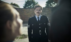 'It almost goes without saying that it's period pitch-perfect': Shaun Evans as Endeavour.