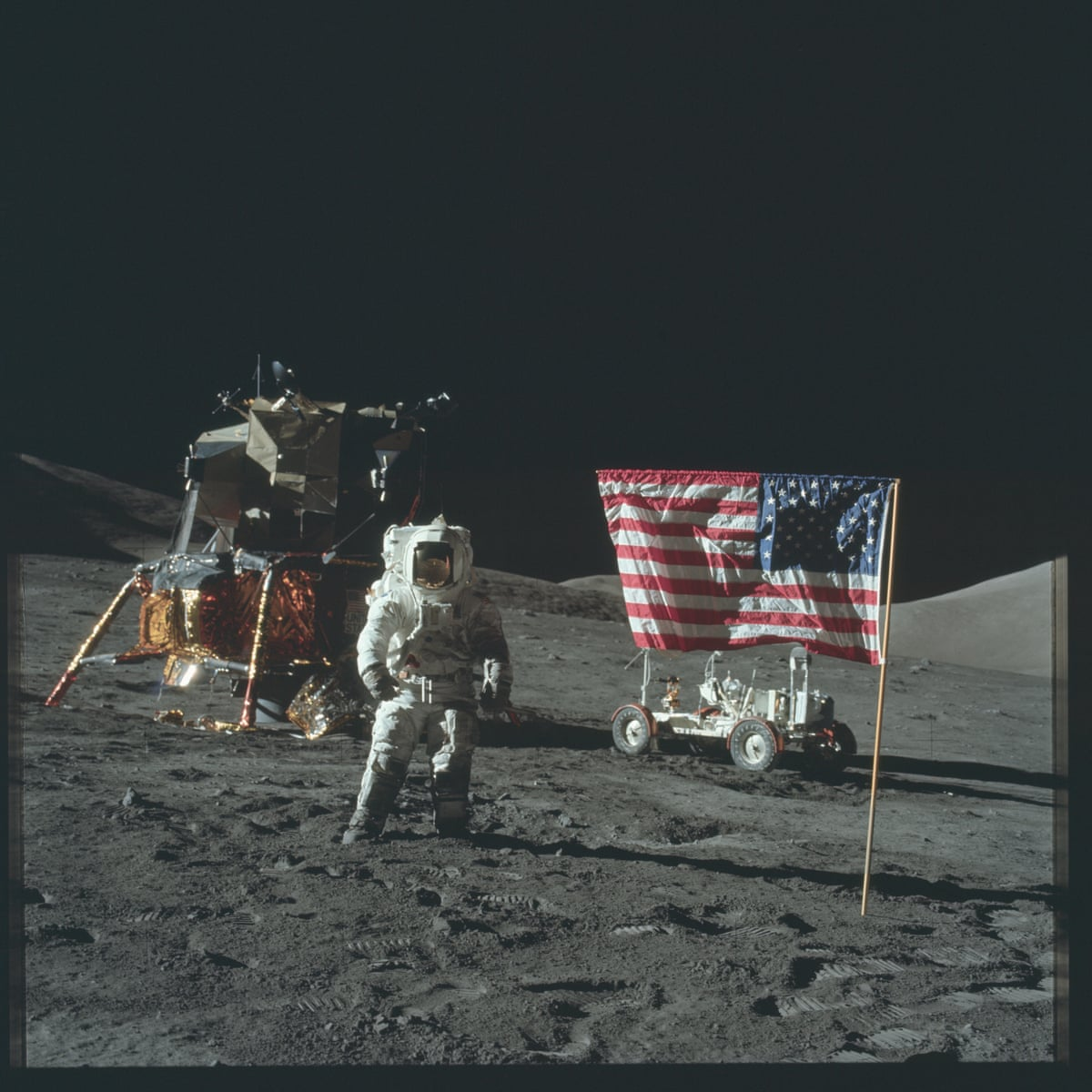 nasa apollo program pictures - photo #8