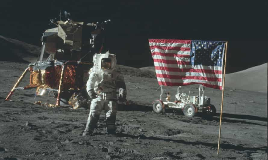 Pictures on the moon were taken using Hasselblad cameras