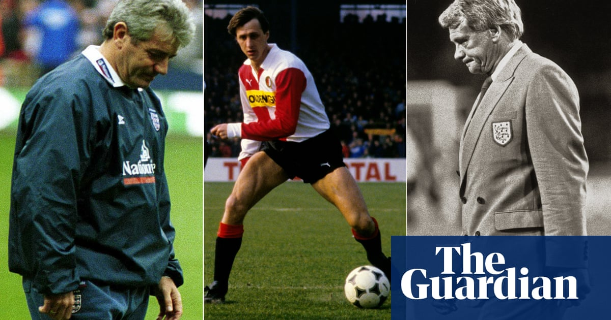 Nessun Dorma podcast: a look back at Keegan, Cruyff and Bobby Robson