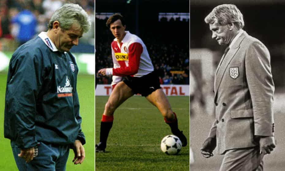 The podcast has been looking back on the careers of Kevin Keegan, Johan Cruyff and Bobby Robson.