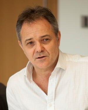 Prof Jeremy Farrar