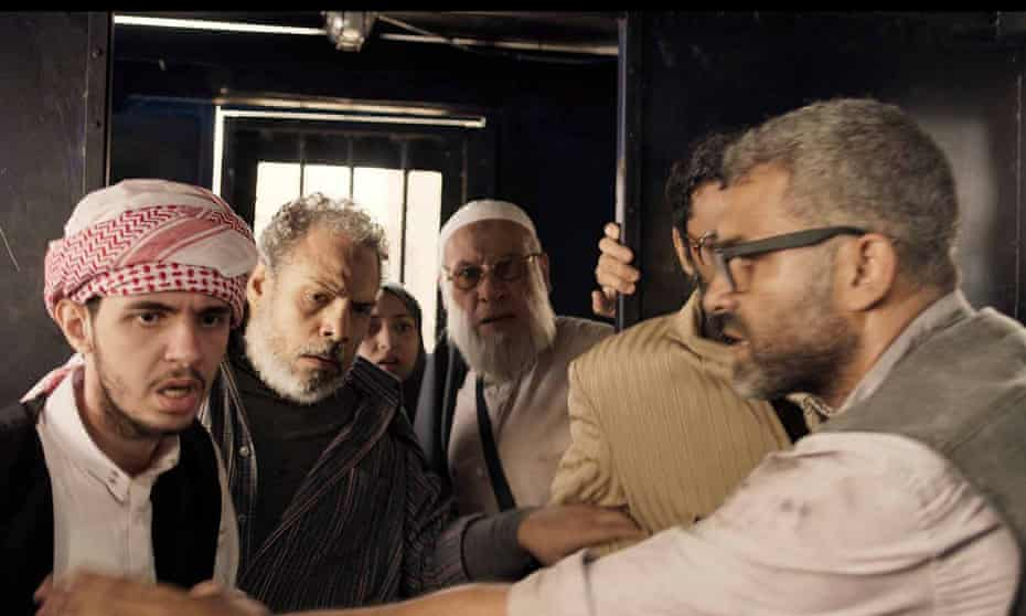 'A ferociously well-made film right through to the bitter end' ... Mohammed Diab's thriller Clash.