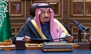 The new King of Saudi Arabia, Salman bin Abdulaziz Al Saud.
