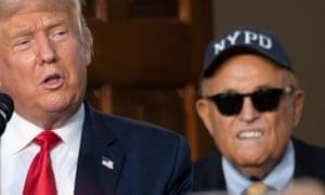 Giuliani, right.