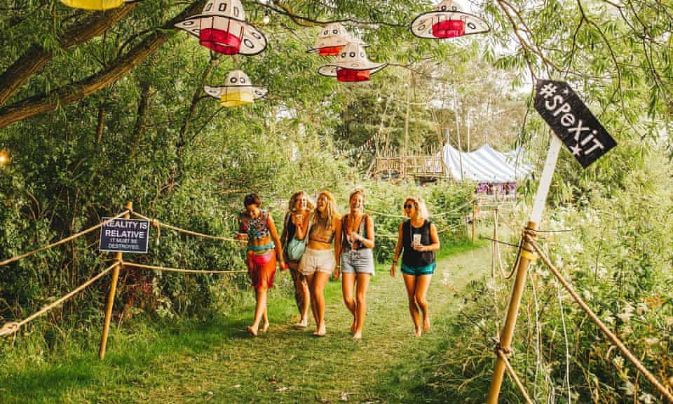 Ready to party: what are you going to be doing this summer? Maybe a night at the Secret Garden Festival...