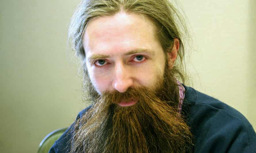 "Aubrey de Grey: as serious gerontologists, ""We're interested in people not getting sick when they get old."""