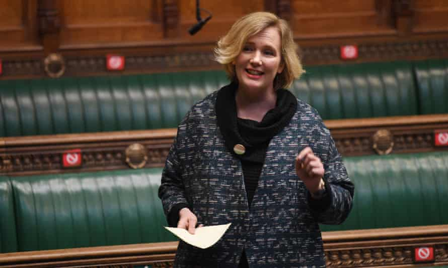 Stella Creasy in the Commons