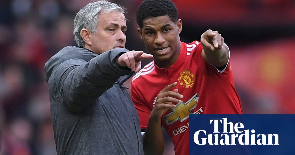 José Mourinho pulls out stats sheet to defend use of Marcus Rashford