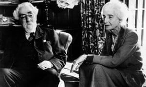 Sidney and Beatrice Webb.