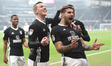 Football League: Fulham go above Derby after win, MK's poor run goes on