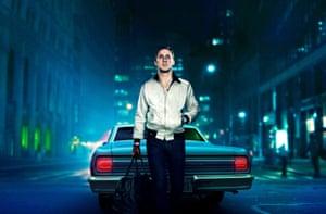 Ryan Gosling in 2011's Drive.