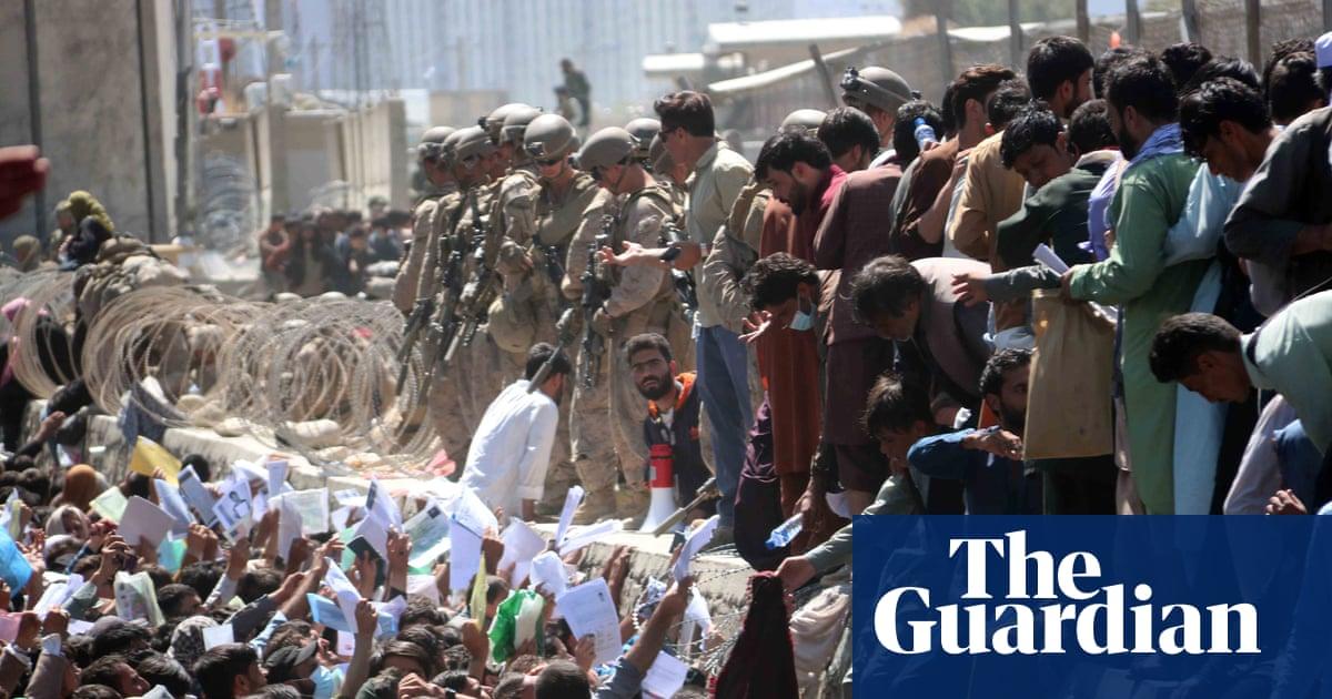 又一阿富汗悲剧: 为了 65 英镑在喀布尔机场门口转身离开