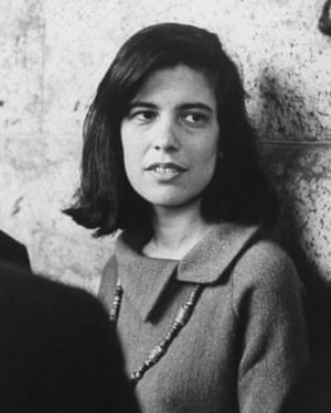 Susan Sontag in 1966.