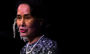 Aung San Suu Kyi stripped of Amnesty's highest honour over 'shameful
