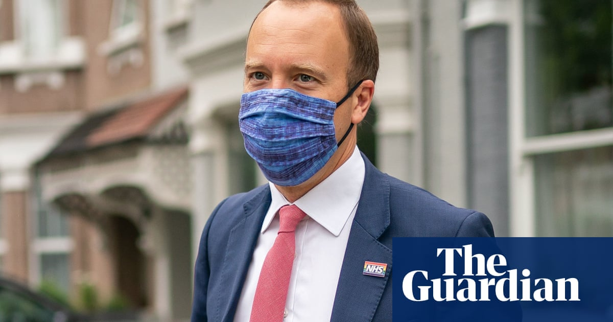 Hancock plans to scrap quarantine for fully vaccinated amber-list travellers