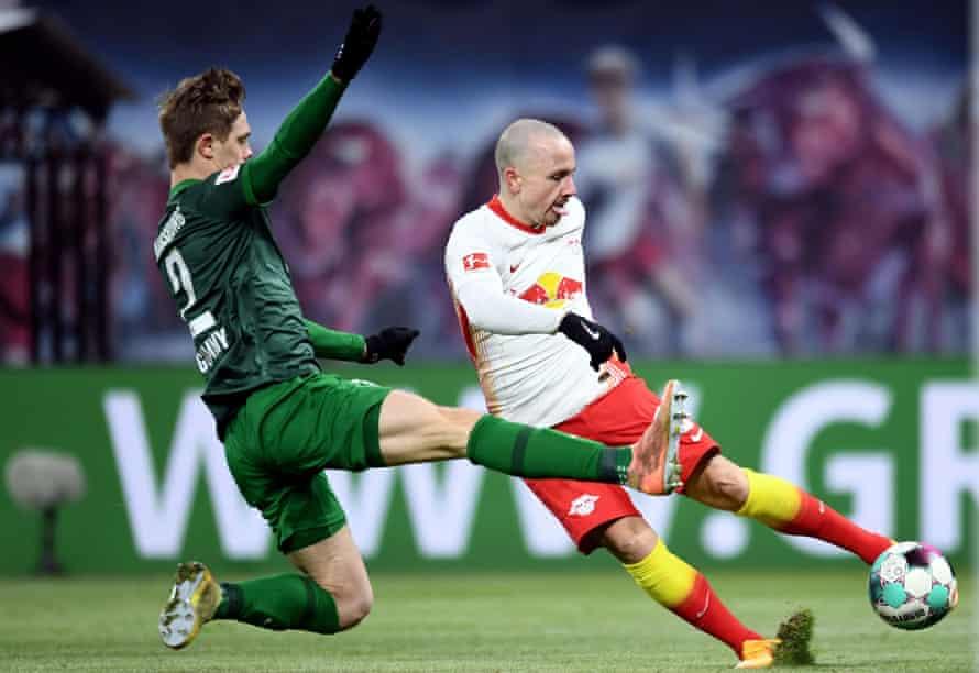 Rb Leipzig V Liverpool Five Players For Jurgen Klopp To Be Wary Of Rb Leipzig The Guardian