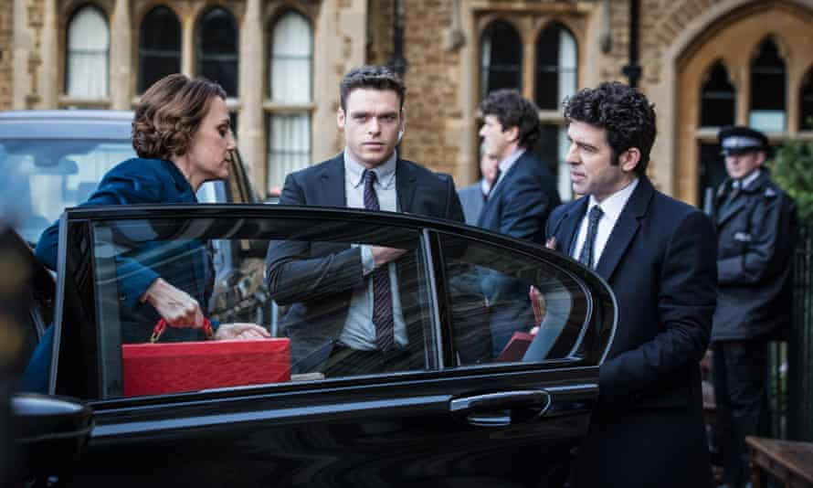 'You would want a woman to be protected by another woman …' Bodyguard.