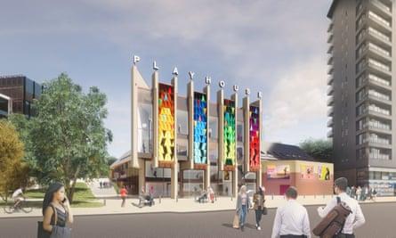The new Leeds Playhouse