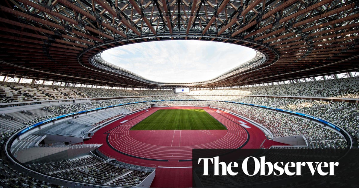 Tokyo's Olympic architecture: look, no Bird's Nest…