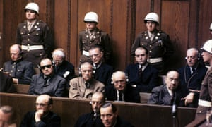 Nuremberg war crimes trial