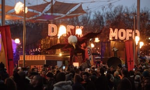 Dark Mofo is Hobart is among the festivals in Australia that have been cancelled due to the coronavirus.