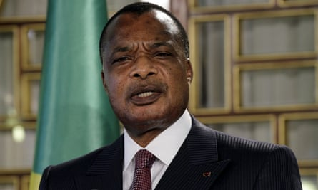 President Denis Sassou Nguesso