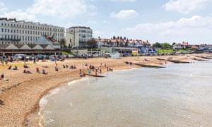 Herne Bay in Kent