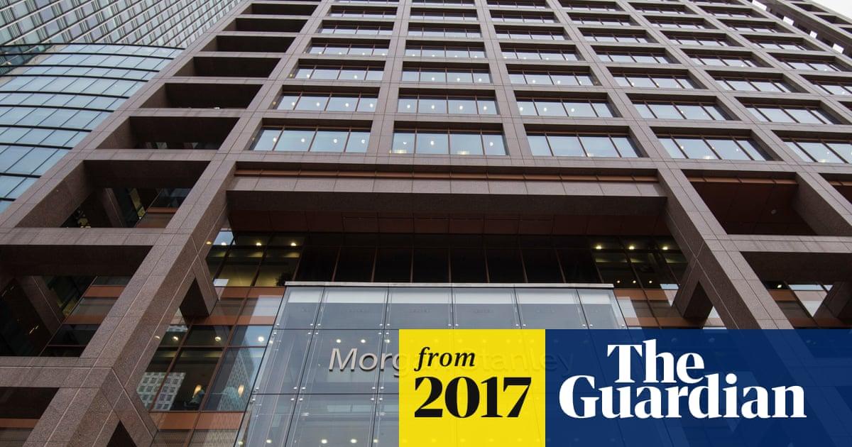 Morgan Stanley picks Frankfurt as post-Brexit hub | Business