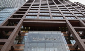 Morgan Stanley's UK headquarters, in Canary Wharf, London
