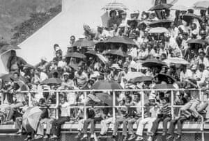 Jamaican fans