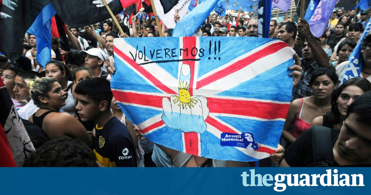 Falkland Islands lie in Argentinian waters, UN commission rules
