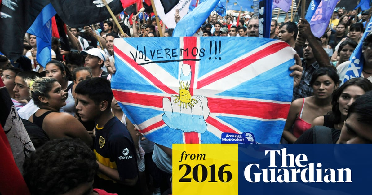 Falkland Islands lie in Argentinian waters, UN commission rules   UK