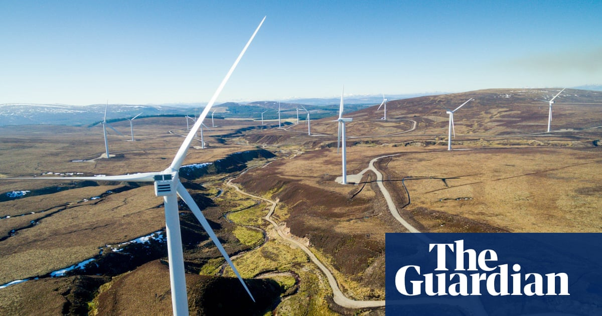 Why is corporate America picking wind power over solar? | Guardian